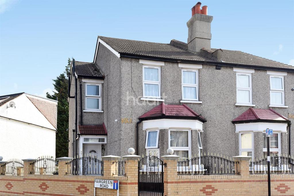 4 Bedrooms Semi Detached House for sale in Thornton Heath, CR7 7EN