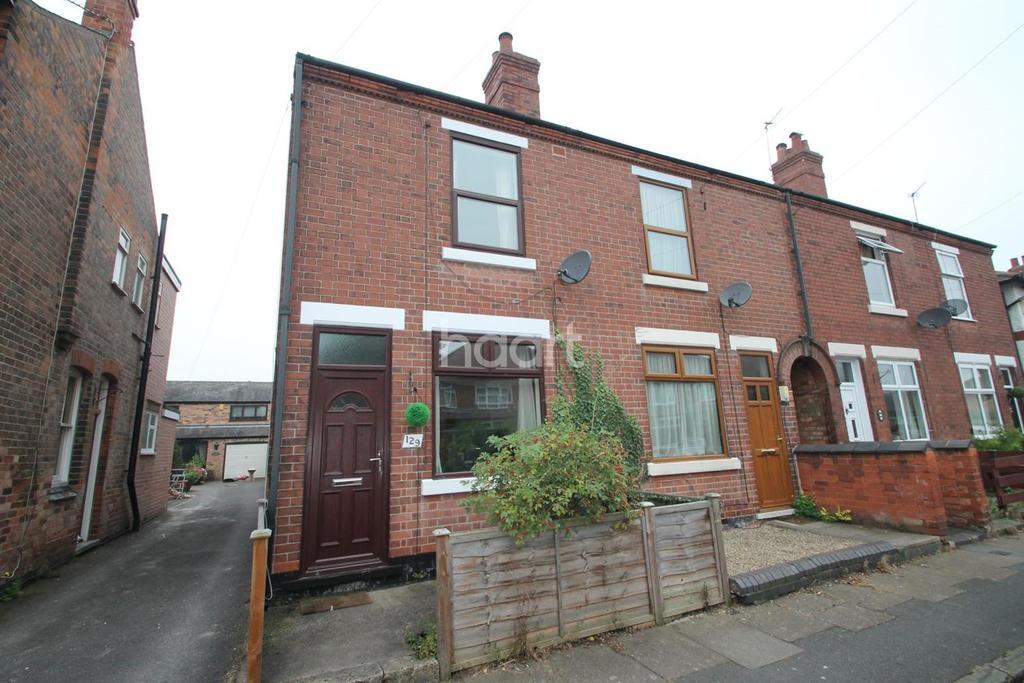 2 Bedrooms End Of Terrace House for sale in Breedon Street, Long Eaton, Nottingham