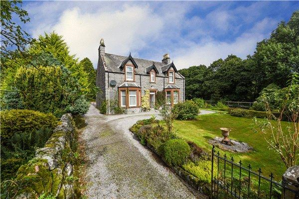 4 Bedrooms Detached House for sale in Anchordale, Colvend, Dalbeattie, Dumfries and Galloway, DG5