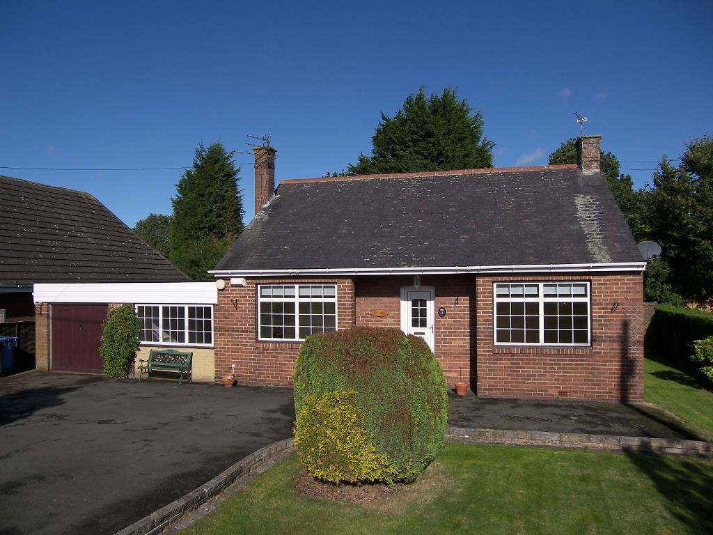 3 Bedrooms Detached Bungalow for sale in Station Road, Stannington, Morpeth