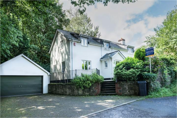 4 Bedrooms Detached House for sale in South Street, Holcombe Rogus, Wellington TA21