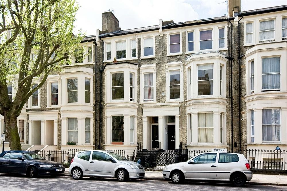 4 Bedrooms Flat for sale in WARWICK AVENUE, LITTLE VENICE, LONDON