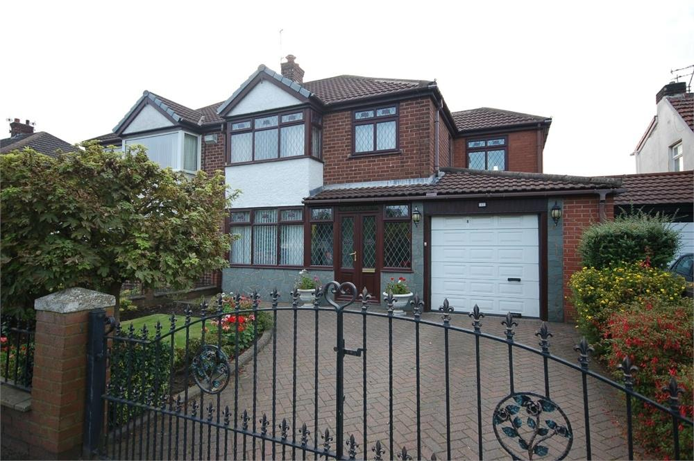 4 Bedrooms Semi Detached House for sale in Neills Road, Bold, St Helens, Merseyside