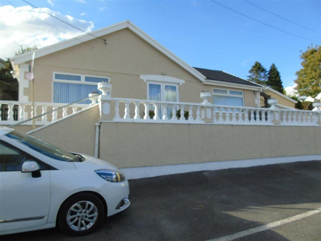 3 Bedrooms Detached Bungalow for sale in Rhandirfelin, Felinfoel, Llanelli
