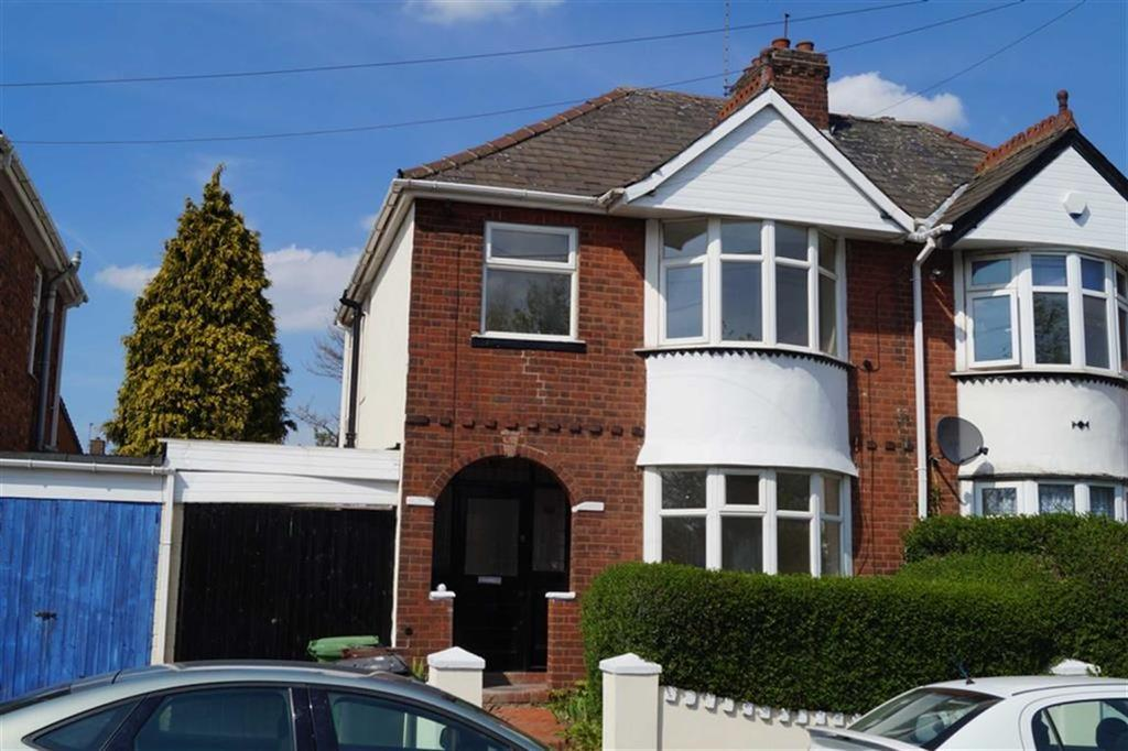 3 Bedrooms Semi Detached House for sale in Willenhall Road, Wolverhampton