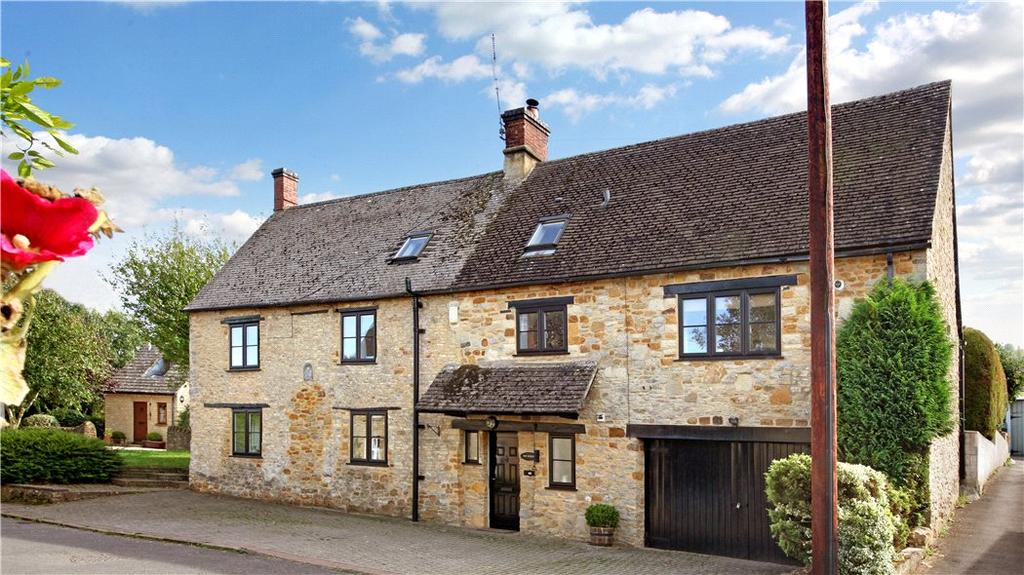 5 Bedrooms Detached House for sale in South Street, Middle Barton, Chipping Norton, Oxfordshire, OX7