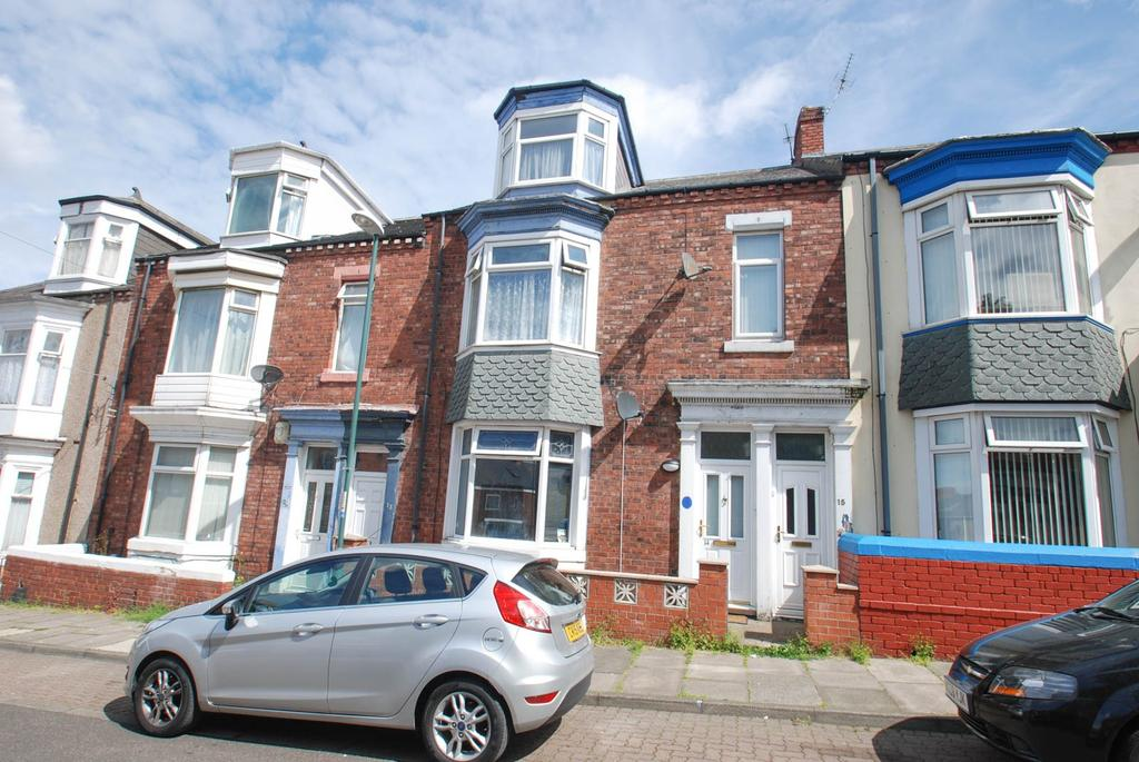 5 Bedrooms Maisonette Flat for sale in St Judes Terrace, South Shields