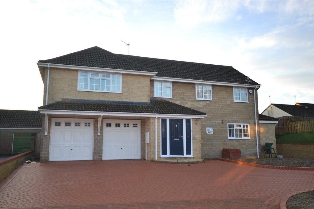 4 Bedrooms Detached House for sale in Lambrook Road, Shepton Beauchamp, Ilminster, Somerset