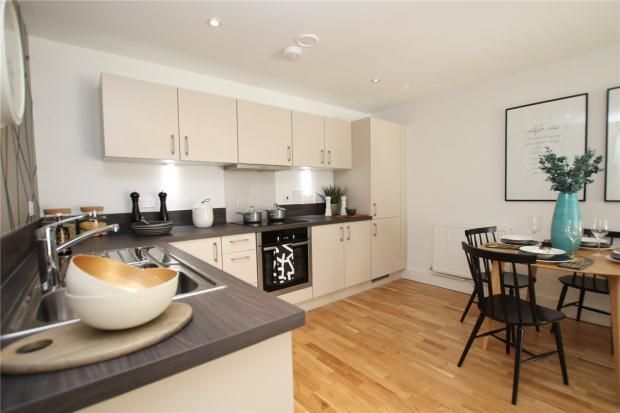 2 Bedrooms Apartment Flat for sale in Plot 29, Wherry Road, Norwich, Norfolk