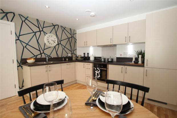 2 Bedrooms Apartment Flat for sale in Plot 54, Wherry Road, Norwich, Norfolk