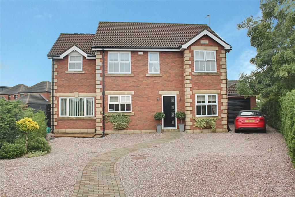 4 Bedrooms Detached House for sale in Urlay Nook Road, Eaglescliffe