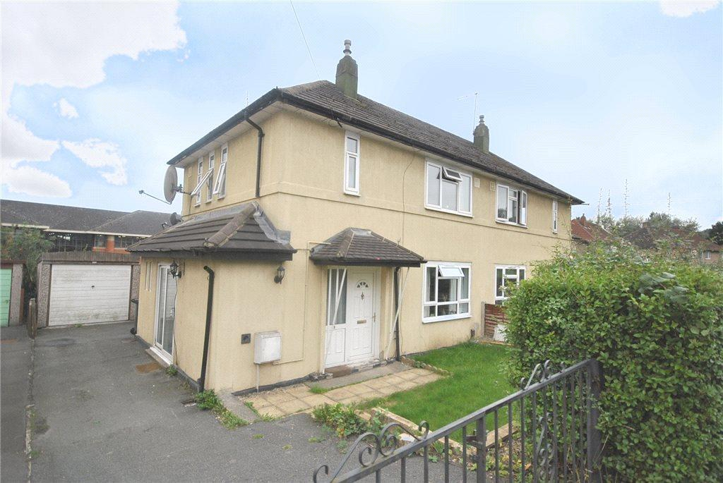 2 Bedrooms Semi Detached House for sale in Parkstone Grove, West Park, Leeds, West Yorkshire