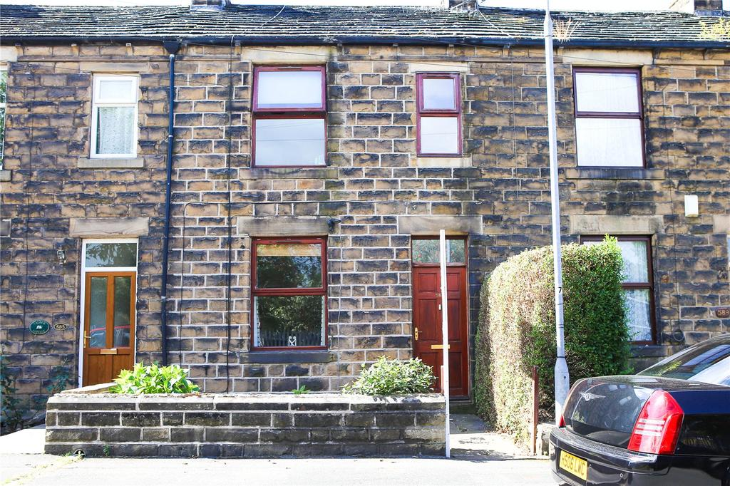 3 Bedrooms Terraced House for sale in Lees Hall Road, Dewsbury, West Yorkshire, WF12