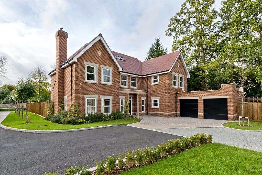 5 Bedrooms Detached House for sale in Glade In The Spinney, Gerrards Cross, Buckinghamshire