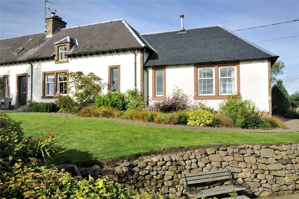 3 Bedrooms House for sale in Easter Wooden, Eckford, Kelso, Scottish Borders