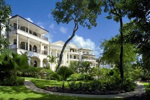 5 bedroom apartment  - One Sandy Lane, St. James, Barbados