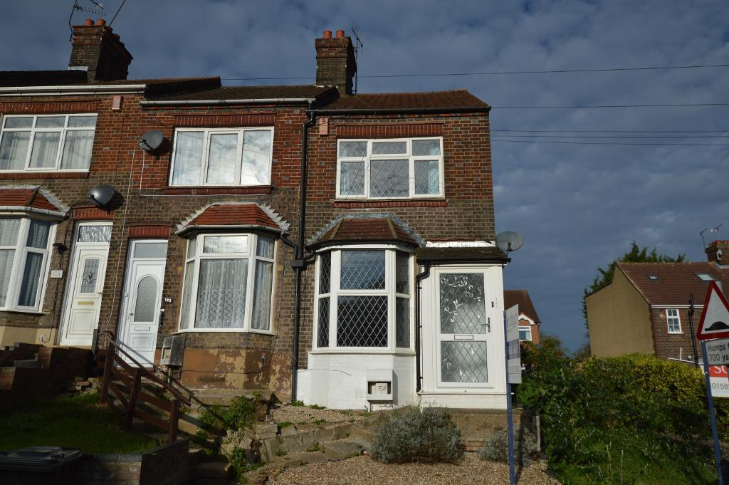 2 Bedrooms End Of Terrace House for sale in Turners Rd Sth, Round Green, Luton, LU2 0TG