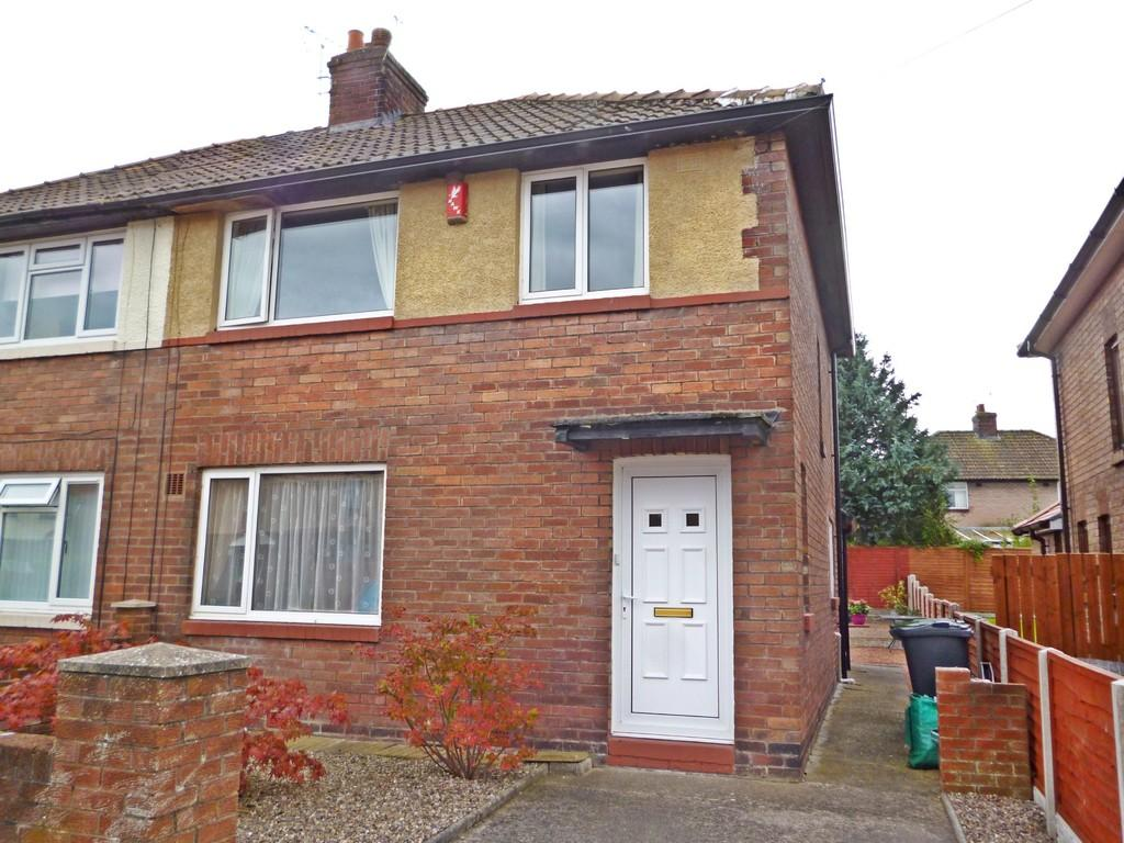 2 Bedrooms Semi Detached House for sale in Harris Crescent, Carlisle