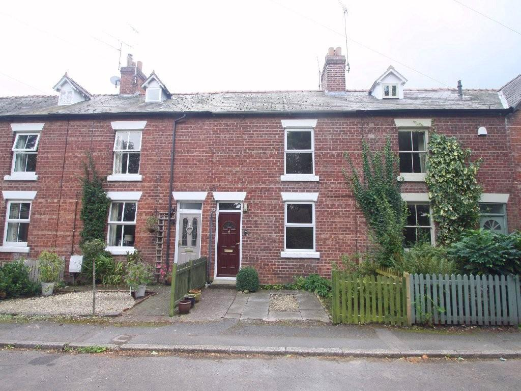 3 Bedrooms Terraced House for sale in 3 Mill Lane Cottages, Gt Barrow, CH3 7JQ