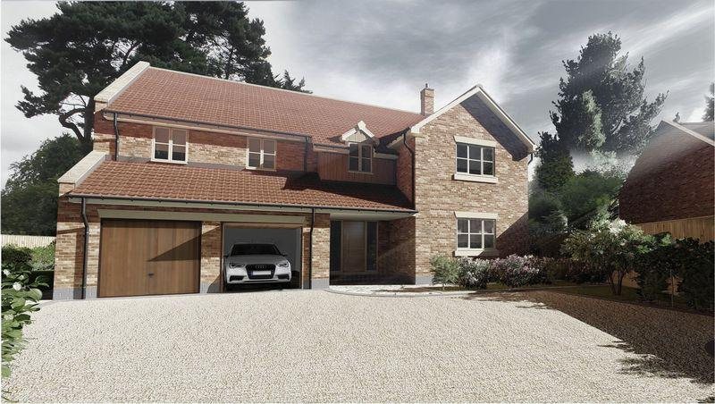 5 Bedrooms Detached House for sale in Copper Beech Close, Swanland