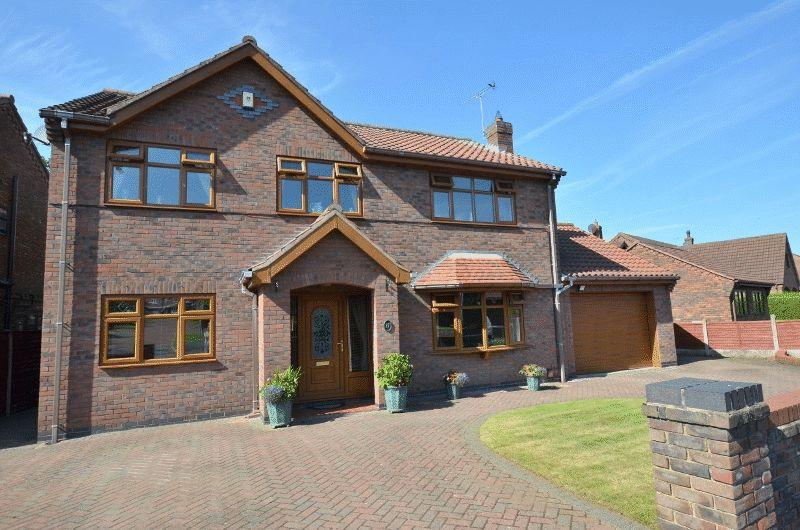 4 Bedrooms Detached House for sale in Avenue Clamart, Scunthorpe