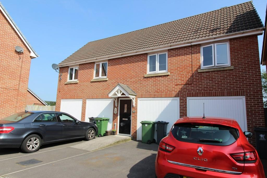 2 Bedrooms Detached House for sale in Maes Y Llech, Radyr