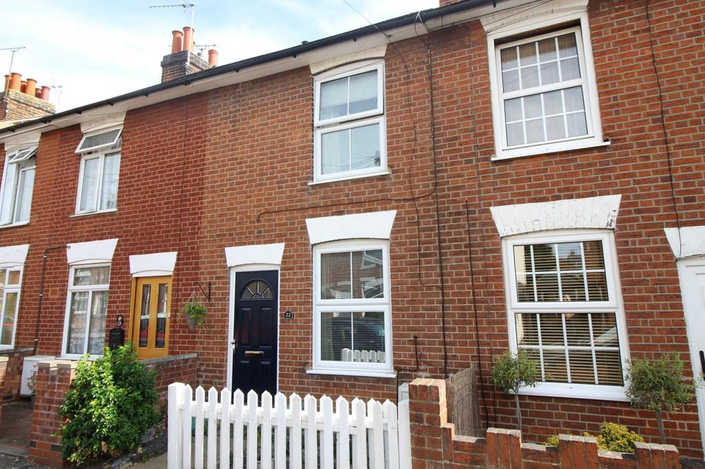 1 Bedroom Terraced House for sale in Albert Street, Colchester, Essex, CO1