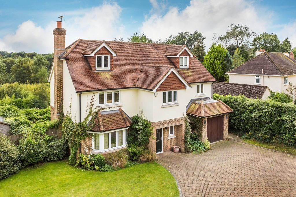 6 Bedrooms Detached House for sale in Echo Barn Lane, Wrecclesham