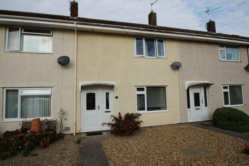 3 Bedrooms Terraced House for sale in Churchill Close, Burnham-On-Sea
