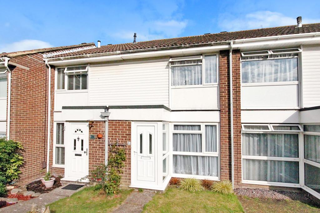 2 Bedrooms Terraced House for sale in Chanctonbury Drive, Shoreham-by-Sea, BN43 5GW