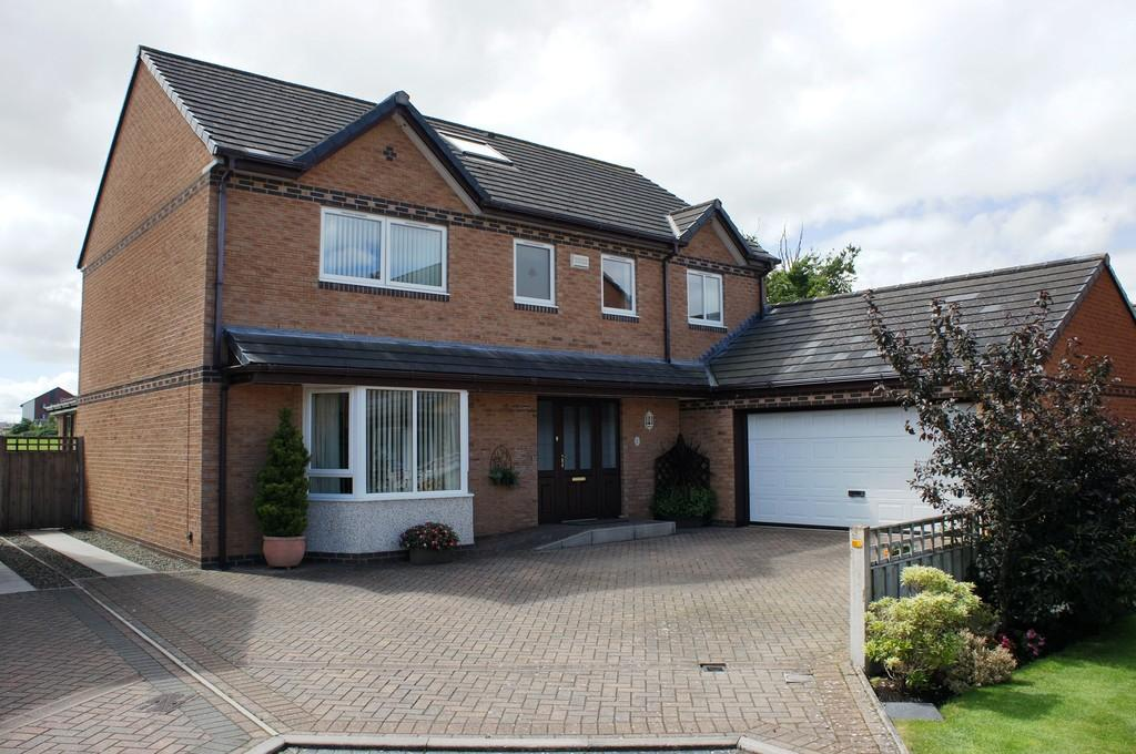 5 Bedrooms Detached House for sale in Mayfield, Blackwell, Carlisle