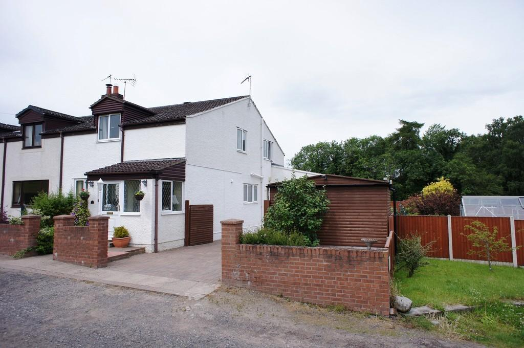 4 Bedrooms Semi Detached House for sale in Lonsdale Terrace, Cumwhinton, Carlisle