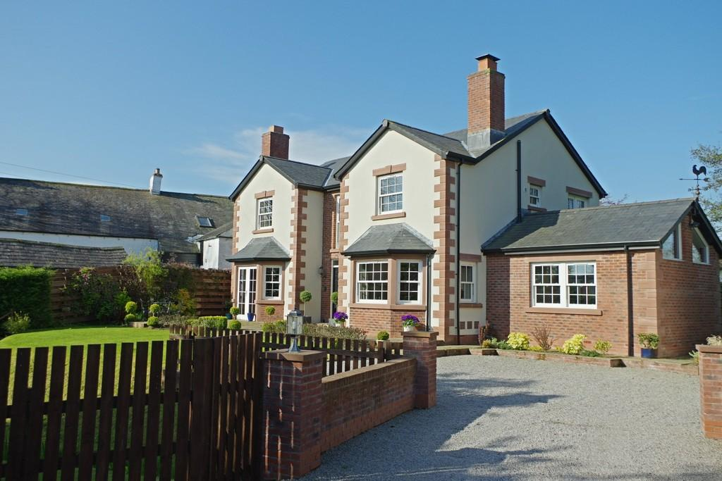 4 Bedrooms Detached House for sale in Burgh By Sands, Carlisle