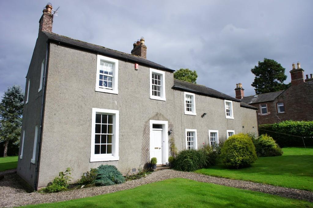 4 Bedrooms Detached House for sale in Heads Nook, Brampton