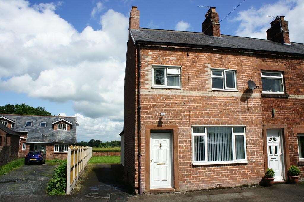 3 Bedrooms End Of Terrace House for sale in Broadwath Cottages, Broadwath, Heads Nook