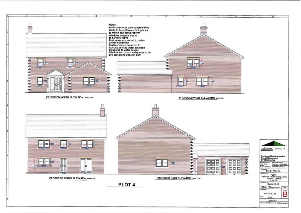4 Bedrooms Land Commercial for sale in Newton Arlosh, Wigton