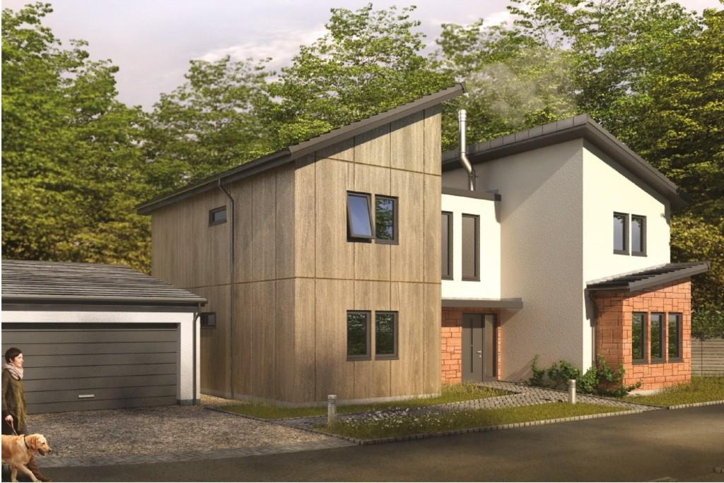 6 Bedrooms Detached House for sale in Garth House Gardens, Greenfield Lane, Brampton