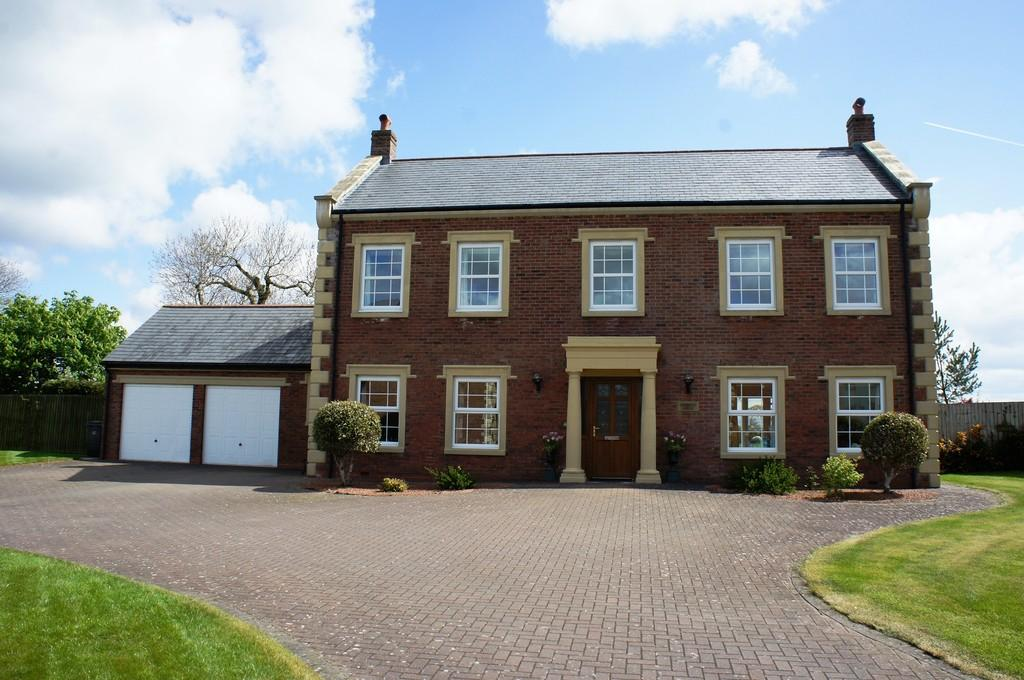 5 Bedrooms Detached House for sale in Linden Gate, Baldwinholme, Carlisle