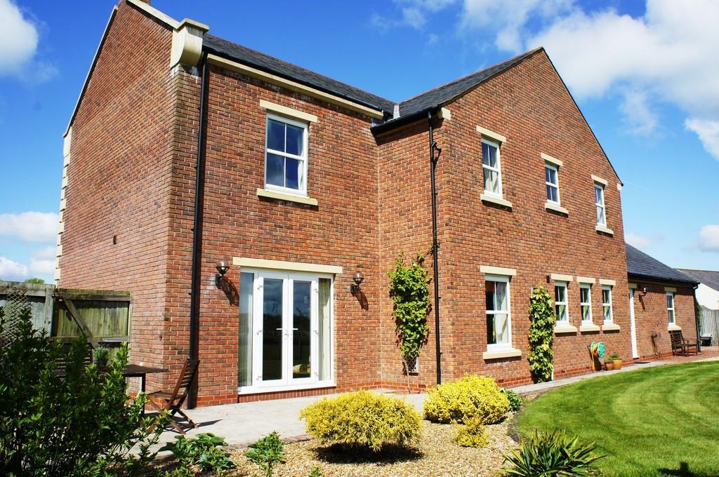 5 Bedrooms Detached House for sale in Linden Gate, Baldwinholme, Carlisle