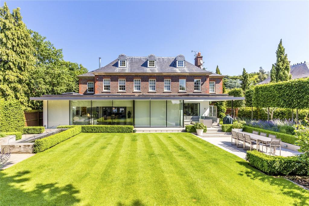 5 Bedrooms Detached House for sale in Kinsella Gardens, Wimbledon, London, SW19