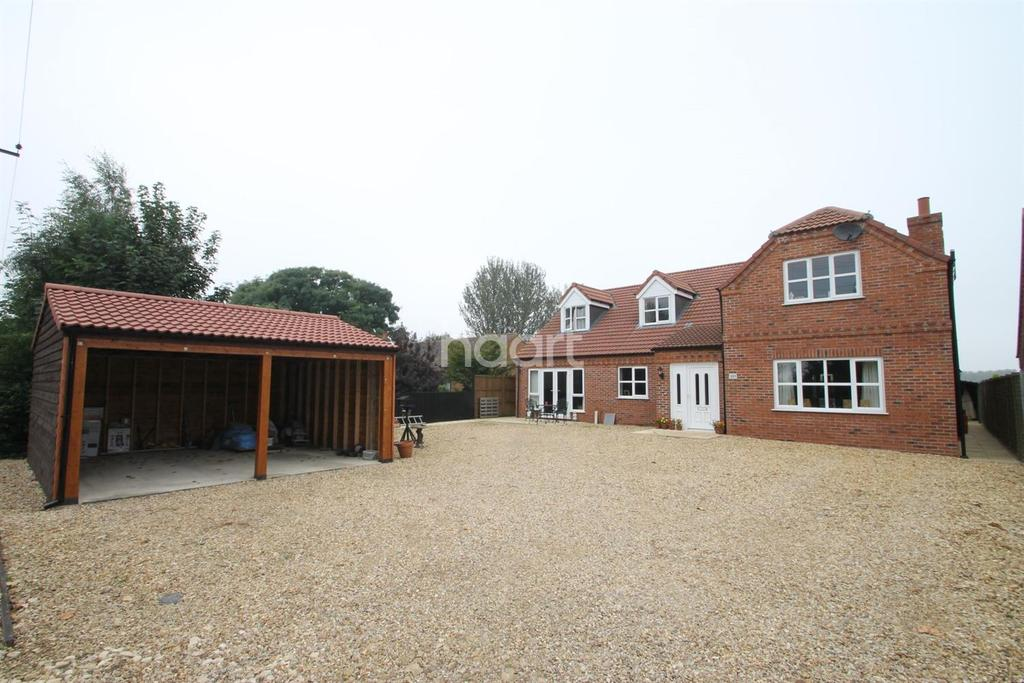 6 Bedrooms Detached House for sale in Main Road, Parson Drove