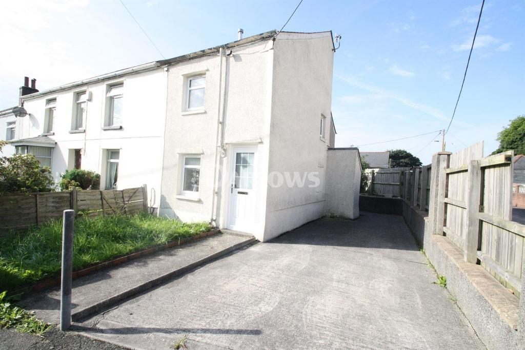 2 Bedrooms End Of Terrace House for sale in Wesley Place, Beaufort, Ebbw Vale, Gwent