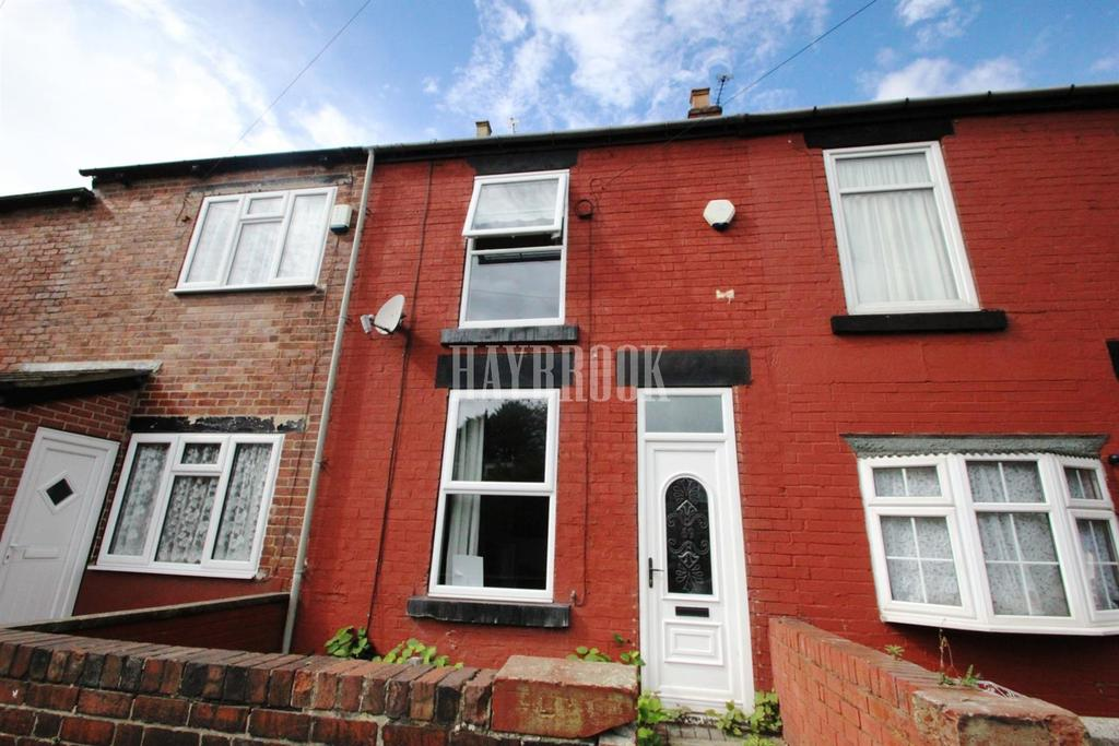 2 Bedrooms Terraced House for sale in St Johns Road, Cudworth