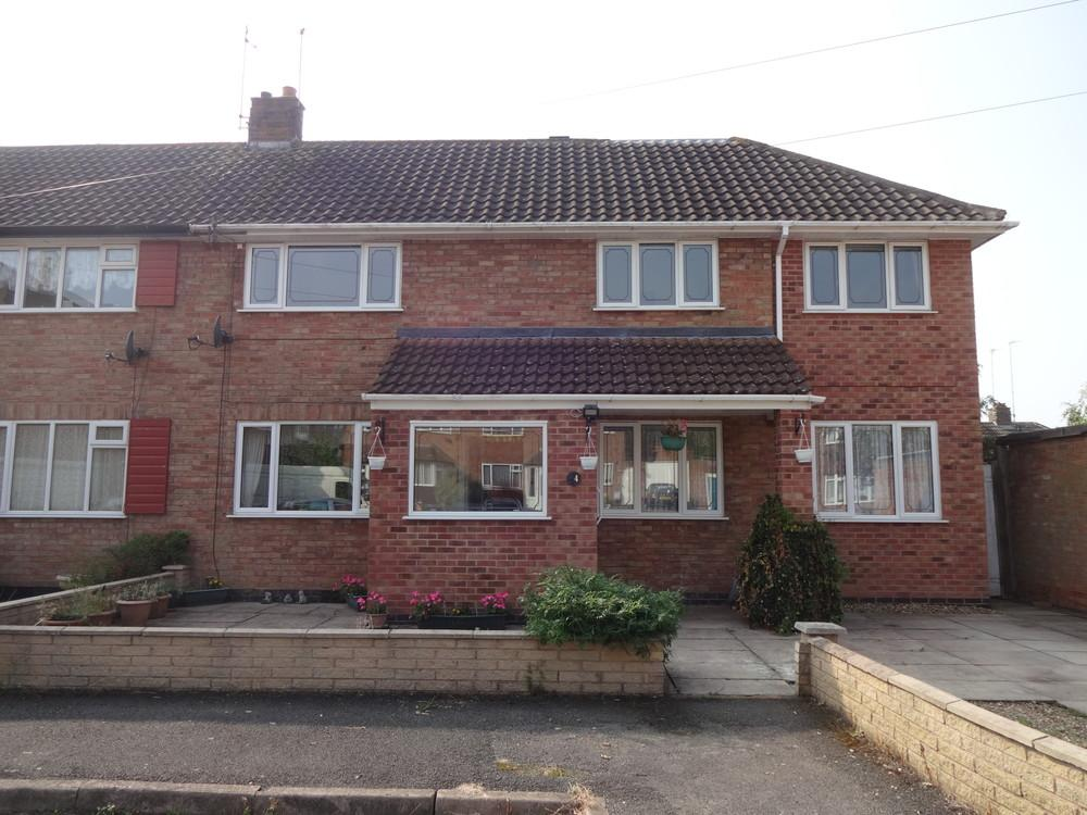 5 Bedrooms Semi Detached House for sale in Springway Close, Leicester, Leicestershire