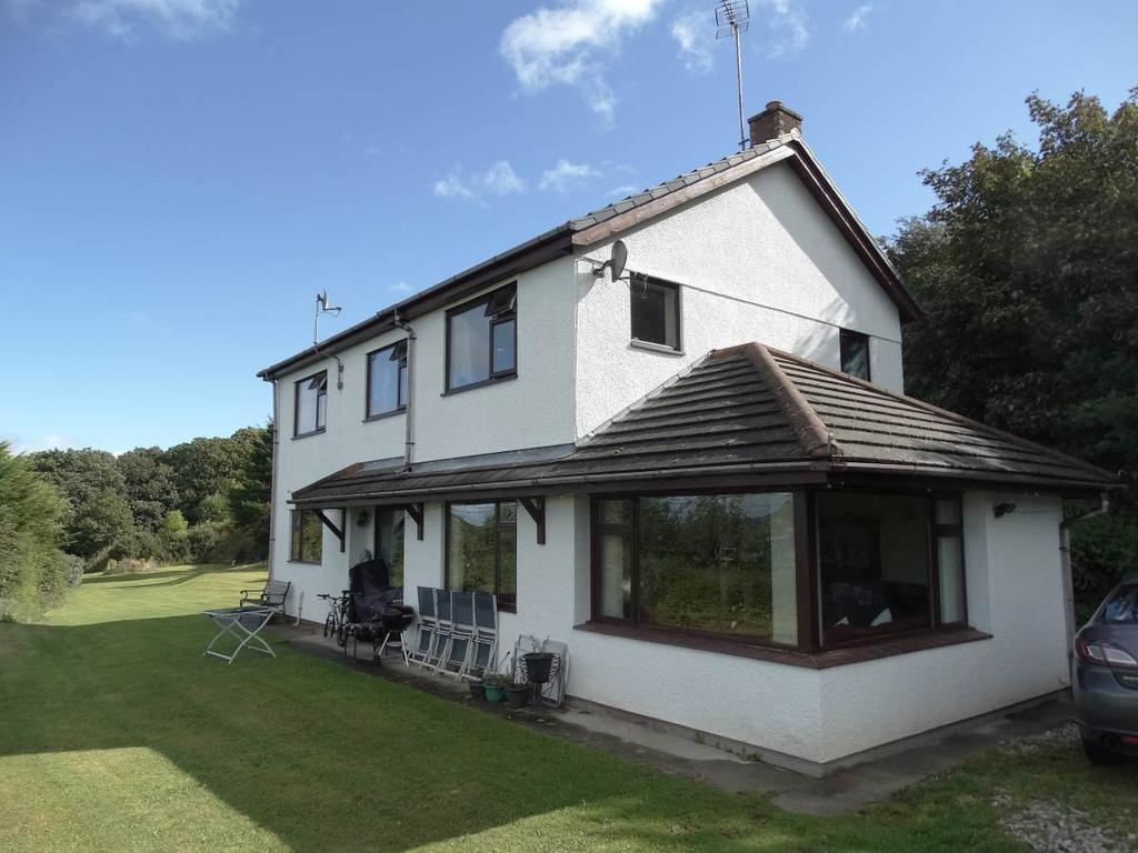3 Bedrooms Detached House for sale in 166 Old Highway, Upper Colwyn Bay, LL28 5YE