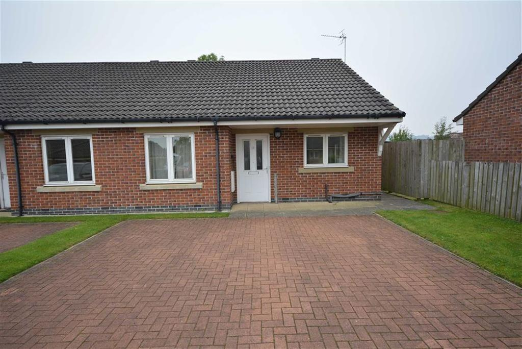 2 Bedrooms Bungalow for sale in Spring Bank Close, Blackburn