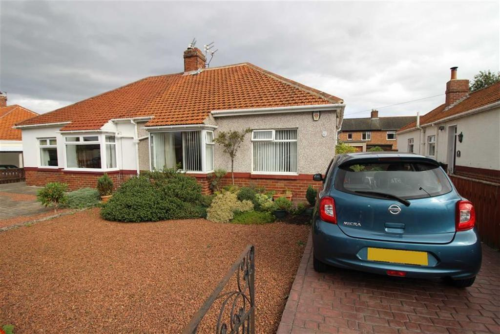 2 Bedrooms Semi Detached Bungalow for sale in West View, Newcastle Upon Tyne, NE13