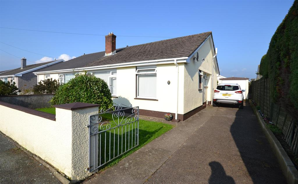 2 Bedrooms Semi Detached Bungalow for sale in Haverfordwest