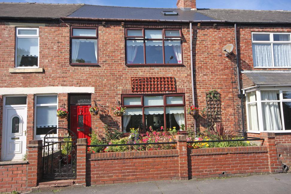 3 Bedrooms Terraced House for sale in Edward Terrace, Pelton Lane Ends, Chester-le-Street, DH2 1NN