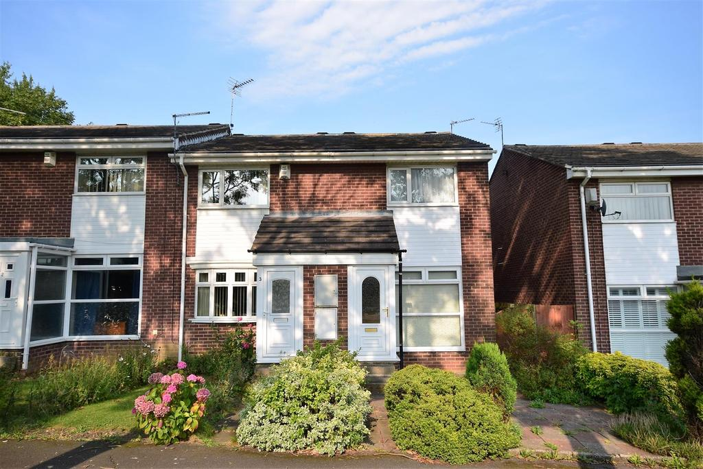 2 Bedrooms End Of Terrace House for sale in Skipsea View, Ryhope, Sunderland